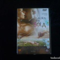 Cine: LAURA ESTA SOLA - DVD CASI COMO NUEVO. Lote 173647653