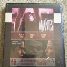 Cine: AMANTES DVD E VICENTE ARANDA CON VICTORIA ABRIL **NUEVA Y PRECINTADA**. Lote 173712194