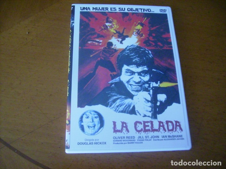 LA CELADA / OLIVER REED / OBRA MAESTRA DEL THRILLER BRITANICO DVD (Cine - Películas - DVD)