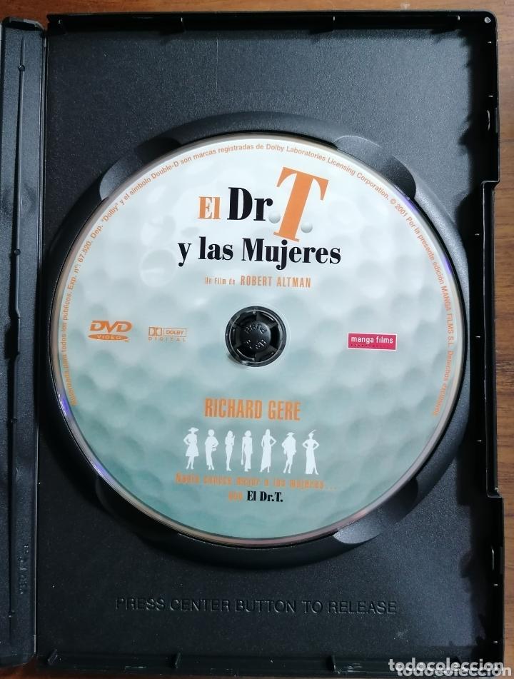 Cine: EL DR. T. Y LAS MUJERES. DVD. RICHARD GERE. HELEN HUNT. ROBERT ALTMAN - Foto 3 - 173819343