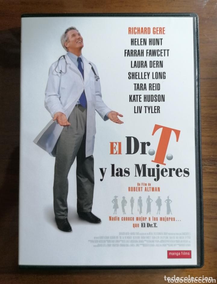 EL DR. T. Y LAS MUJERES. DVD. RICHARD GERE. HELEN HUNT. ROBERT ALTMAN (Cine - Películas - DVD)
