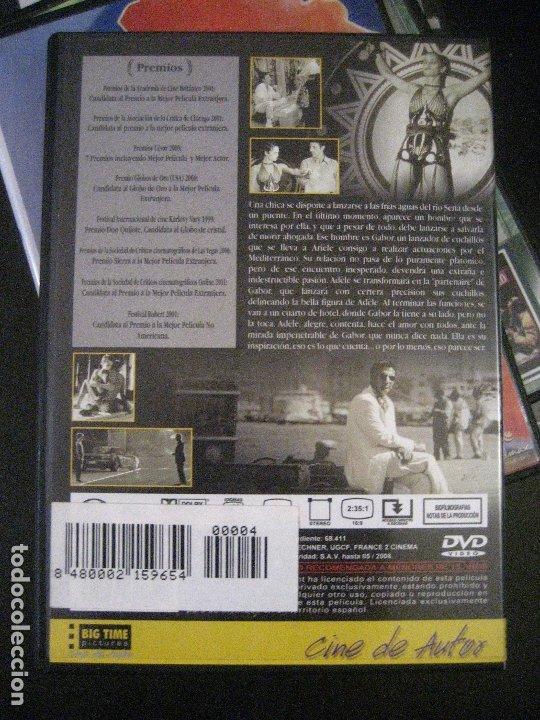 Cine: La chica del puente (Patrice Laconte) una historia de soledades que se encuentran. muerte y amor - Foto 2 - 173823113