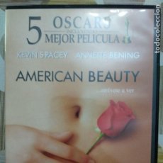 Cine: AMERICAN BEAUTY, DVD. Lote 173849217