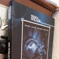 Cine: DVD CINE CIENCIA FICCION: 1997 RESCATE EN NUEVA YORK - EL PAIS LIBRO DVD *IMPECABLE COMO NUEVO*. Lote 150385958