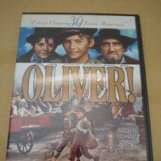 Cine: DVD. OLIVER! 30 ANIVERSARIO. GRAN CLÁSICO.. Lote 173992974