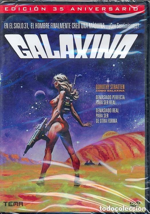 GALAXINA DVD NUEVO Y PRECINTADO DESCATALOGADO (Cine - Películas - DVD)