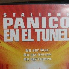 Cine: PÁNICO EN EL TÚNEL. Lote 174032605