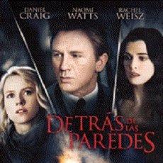 Cine: DETRÁS DE LAS PAREDES DIRECTOR: JIM SHERIDAN ACTORES: DANIEL CRAIG, NAOMI WATTS, RACHEL WEISZ. Lote 174080798
