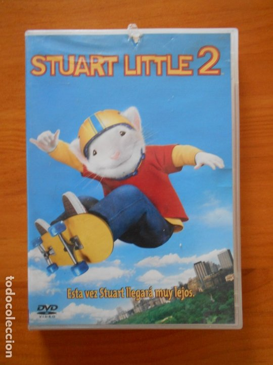 Dvd Stuart Little 2 Leer Descripcion D6 Sold Through Direct Sale 174179603