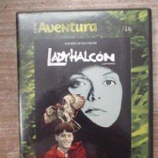 Cine: DVD - LADY HALCON - PEDIDO MINIMO 4 PELICULAS O PEDIDO MINIMO DE 10€. Lote 174252097