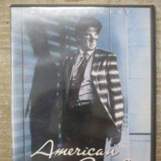 Cine: DVD - AMERICAN GIGOLO - PEDIDO MINIMO 4 PELICULAS O PEDIDO MINIMO DE 10€. Lote 174253208