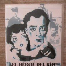 Cine: DVD - EL HEROE DEL RIO - BUSTER - PEDIDO MINIMO 4 PELICULAS O PEDIDO MINIMO DE 10€. Lote 174254858