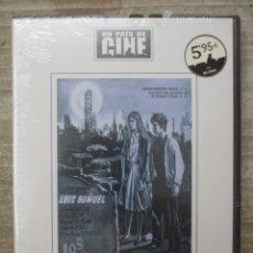 Cine: DVD - LOS OLVIDADOS - LUIS BUÑUEL - PEDIDO MINIMO 4 PELICULAS O PEDIDO MINIMO DE 10€. Lote 174255028