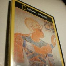 Cine: DVD RAMSÉS III LA CONSPIRACIÓN DEL HARÉN NATIONAL GEOGRAPHIC 60 MIN (SEMINUEVA). Lote 174269164