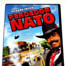 Cine: PERDEDOR NATO - OZ SCOTT/MICHAEL SCHULTZ RICHARD PRYOR CICELY TYSON DVD DESCATALOGADO. Lote 174343313
