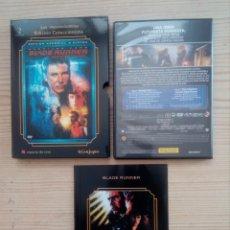 Cine: BLADE RUNNER MONTAJE FINAL + LIBRETO - EDICION COLECCIONISTA 2 DVD. Lote 174452615