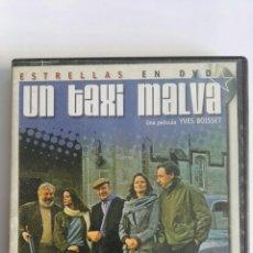 Cine: UN TAXI MALVA DVD. Lote 174475360