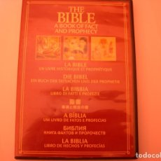 Cine: THE BIBLE A BOOK OF FACT AND PROPHECY . Lote 174510068