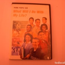 Cine: YOUNG PEOPLE ASK WHAT WILL I DO WITH MY LIFE?. Lote 174510179
