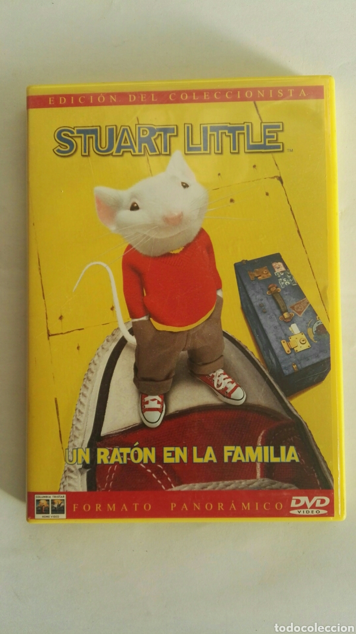 STUART LITTLE UN RATON EN LA FAMILIA DVD (Cine - Películas - DVD)