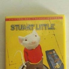 Cine: STUART LITTLE UN RATON EN LA FAMILIA DVD. Lote 174516678