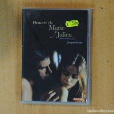 Cine: HISTORIA DE MARIE Y JULIEN - DVD. Lote 174546568