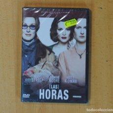 Cine: LAS HORAS - DVD. Lote 174546597