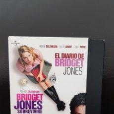 Cine: PACK 3 DVD EL DIARIO DE BRIDGET JONES SOBREVIVIRÉ UN NIÑO GRANDE EXCELENTE ESTADO. Lote 174565749