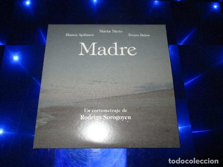 Cine: MADRE - PROMOCIONAL - UN CORTOMETRAJE DE RODRIGO SOROGOYEN - MALVALANDA - APACHE FILMS - Foto 2 - 174966358