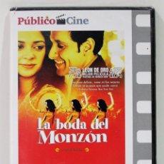 Cine: LA BODA DEL MONZON / PRECINTADO. Lote 174978052