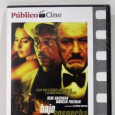 Cine: BAJO SOSPECHA / PRECINTADO. Lote 174978315