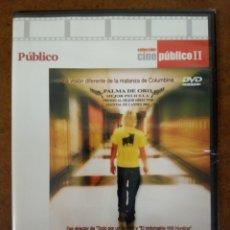 Cine: ELEPHANT (GUS VAN SANT) COL. CINE PUBLICO II - DVD SLIM - PRECINTADA - OFM15. Lote 221561202