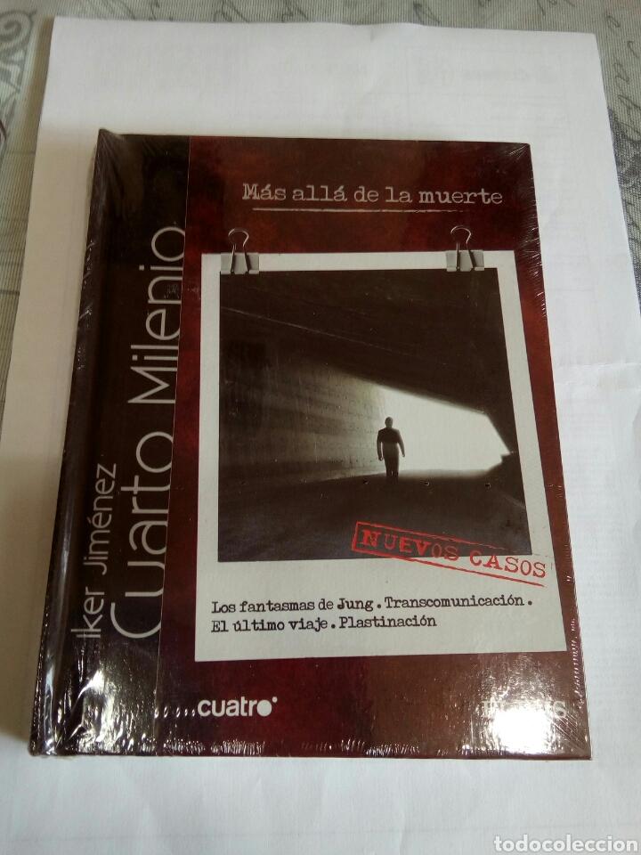 DVD LIBRO EL CUARTO MILENIO PRECINTADO