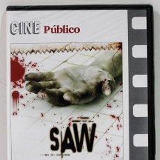 Cine: SAW / PRECINTADO. Lote 175135922