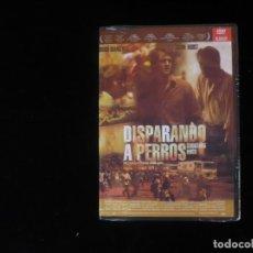 Cine: DISPARANDO A PERROS - DVD NUEVO PRECINTADO. Lote 175158153