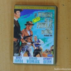 Cine: EL HOMBRE DE LAS PISTOLAS DE ORO - DVD. Lote 175249864