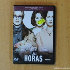 Cine: LAS HORAS - DVD. Lote 175250195