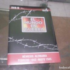Cine: DVD AÑO 1973 DOCUMENTAL EL MUNDO EN GUERRA , NÉMESIS : ALEMANIA .. DVD PRECINTADO. Lote 175251633