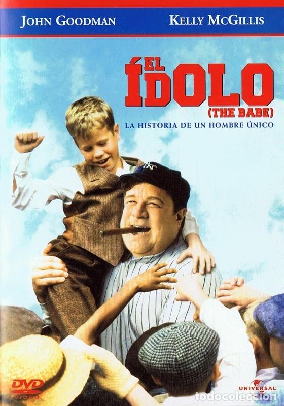 EL ÍDOLO ( THE BABE)JOHN GOODMAN (Cine - Películas - DVD)