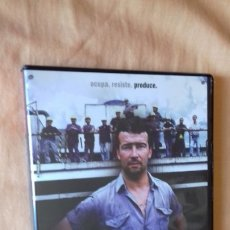Cine: DVD DOCUMENTAL THE TAKE,LA TOMA CRISIS, ARGENTINA. Lote 175367403