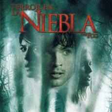 Cine: TERROR EN LA NIEBLA (THE FOG). DVD. COLUMBIA PICTURES. Lote 175472373