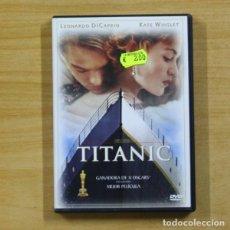 Cine: TITANIC - DVD. Lote 235807675