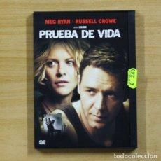 Cine: PRUEBA DE VIDA - DVD. Lote 175492132