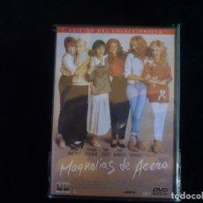 Cine: MAGNOLIAS DE ACERO - DVD NUEVO PRECINTADO. Lote 175511124