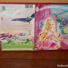 Cine: BARBIE FAIRYTOPIA - DVD. Lote 204806232