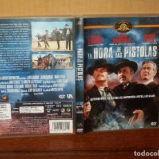 Cine: LA HORA DE LAS PISTOLAS - JAMES GARNER - JASON ROBARDS - ROBERT RYAN - DVD . Lote 175536909