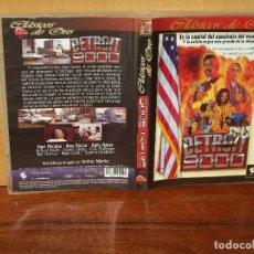 Cine: DETROIT 9000 - DIRIGIDA POR ARTHUR MARKS - DVD . Lote 175540957
