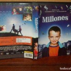 Cine: MILLONES - DIRIGIDA POR DANNY BOYLE - DVD. Lote 259999820