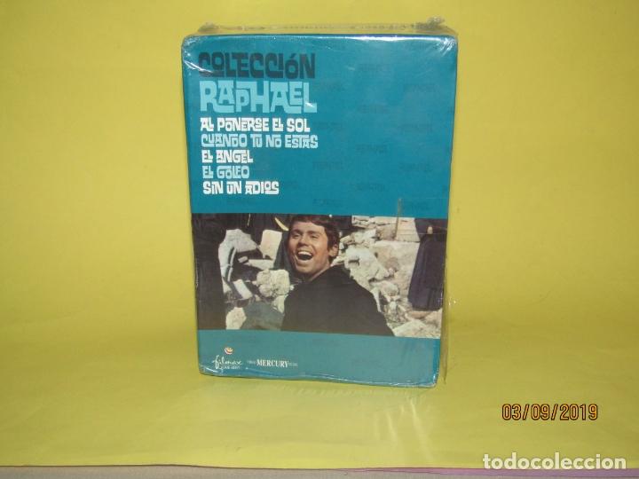 Cine: COLECCIÓN RAPHAEL 5 DVD - EL GOLFO - EL ANGEL - SIN UN ADIOS - AL PONERSE EL SOL - Foto 5 - 175572628