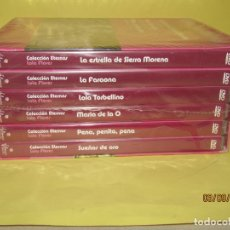 Cine: COLECCIÓN ETERNAS LOLA FLORES 6 DVD A ESTRENAR. Lote 175573143